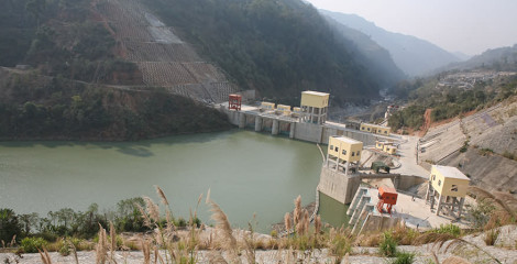 44 Hydroelectric Projects Will Be Explored in Burma